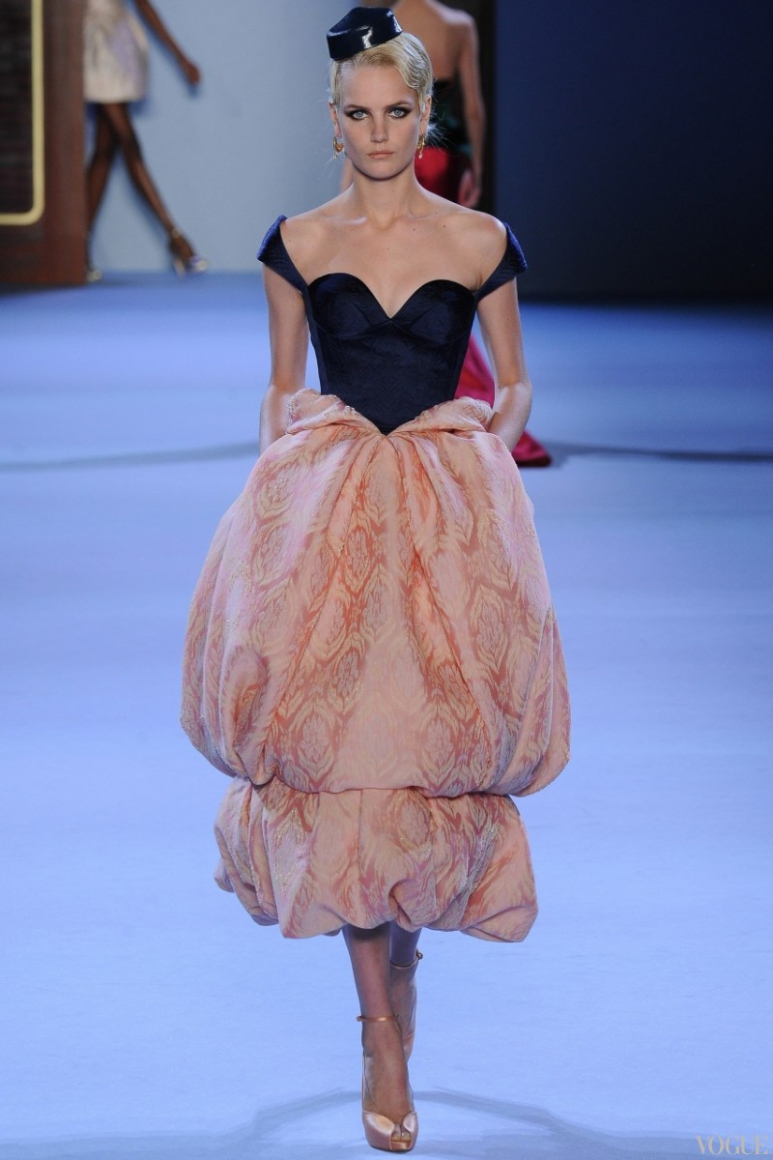 Ulyana Sergeenko Couture весна-лето 2014 #16