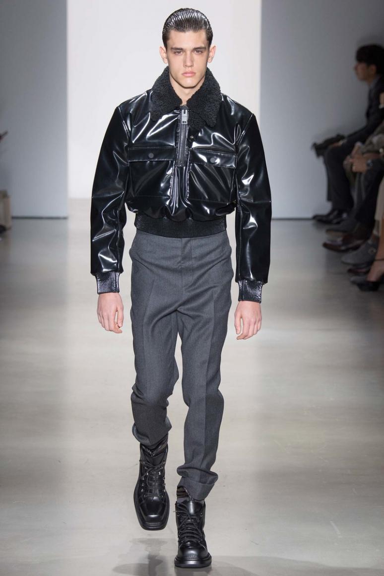 Calvin Klein Menswear осень-зима 2015/2016 #21