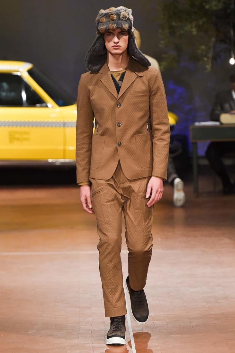Antonio Marras Menswear осень-зима 2015/2016 #32