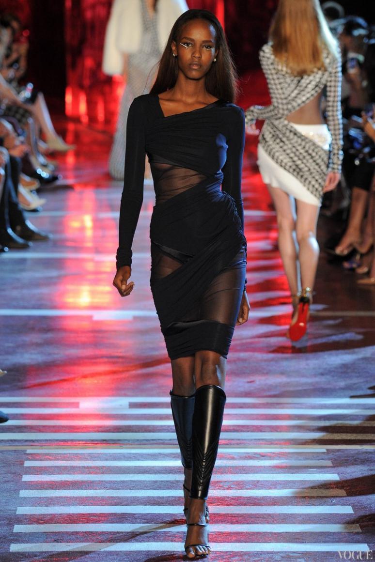 Alexandre Vauthier Couture осень-зима 2014/2015 #9