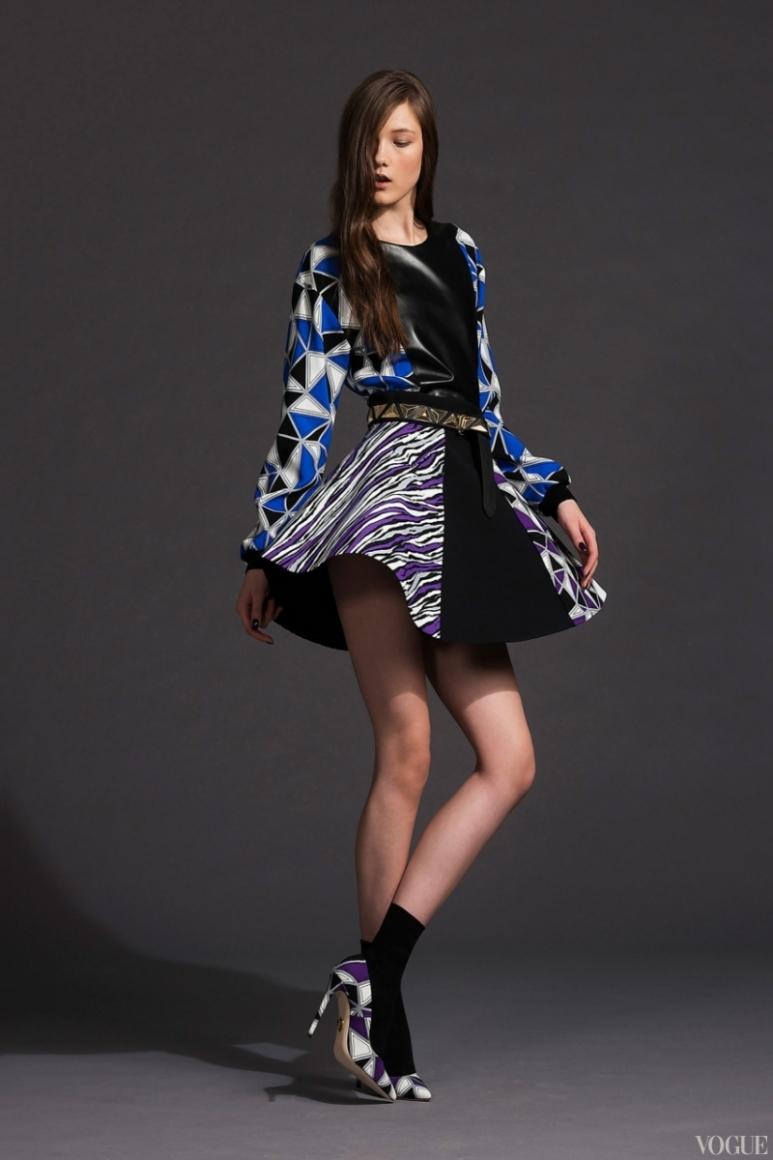 Fausto Puglisi Couture весна-лето 2013 #5
