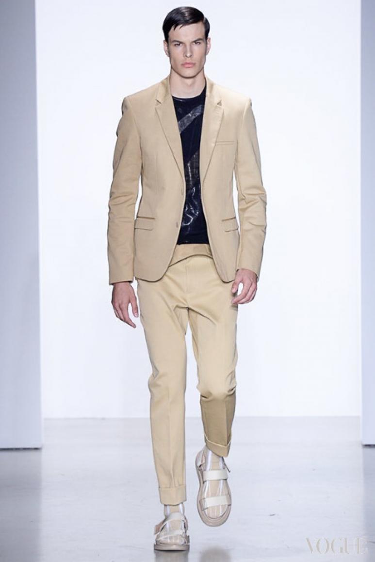 Calvin Klein Menswear весна-лето 2016 #39