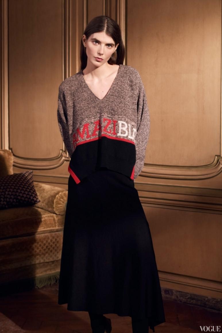 Sonia Rykiel Couture весна-лето 2013 #4