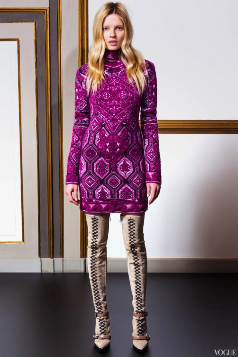 Emilio Pucci Couture весна-лето 2013 #24