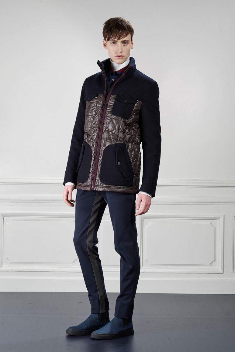 Viktor & Rolf Menswear осень-зима 2015/2016 #10