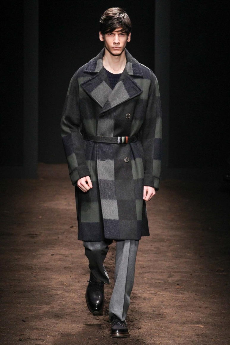 Salvatore Ferragamo Menswear осень-зима 2015/2016 #24