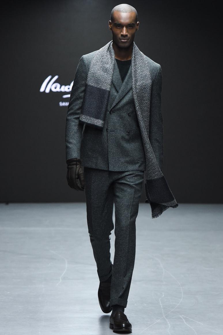 Hardy Amies Menswear осень-зима 2015/2016 #8