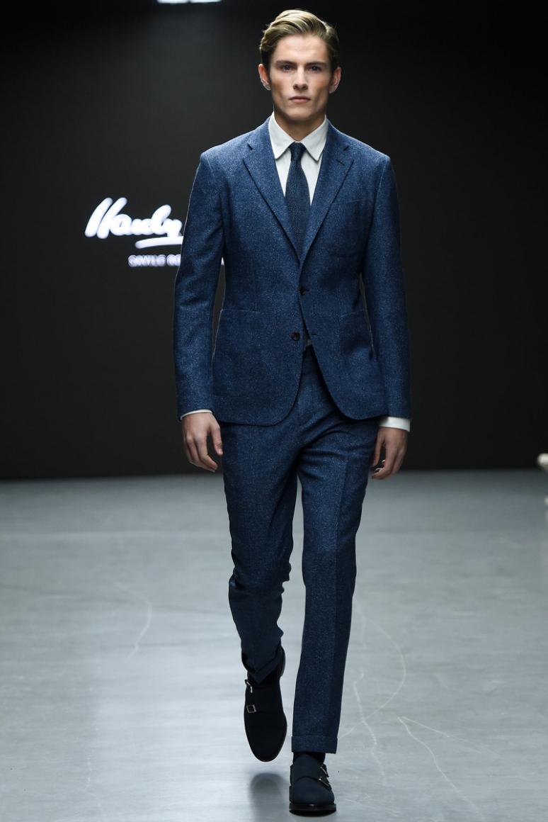 Hardy Amies Menswear осень-зима 2015/2016 #30