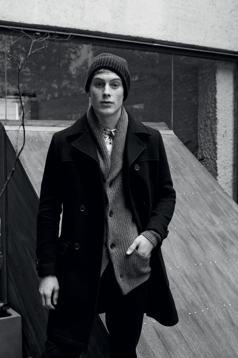 Paul & Joe Menswear осень-зима 2015/2016 #3