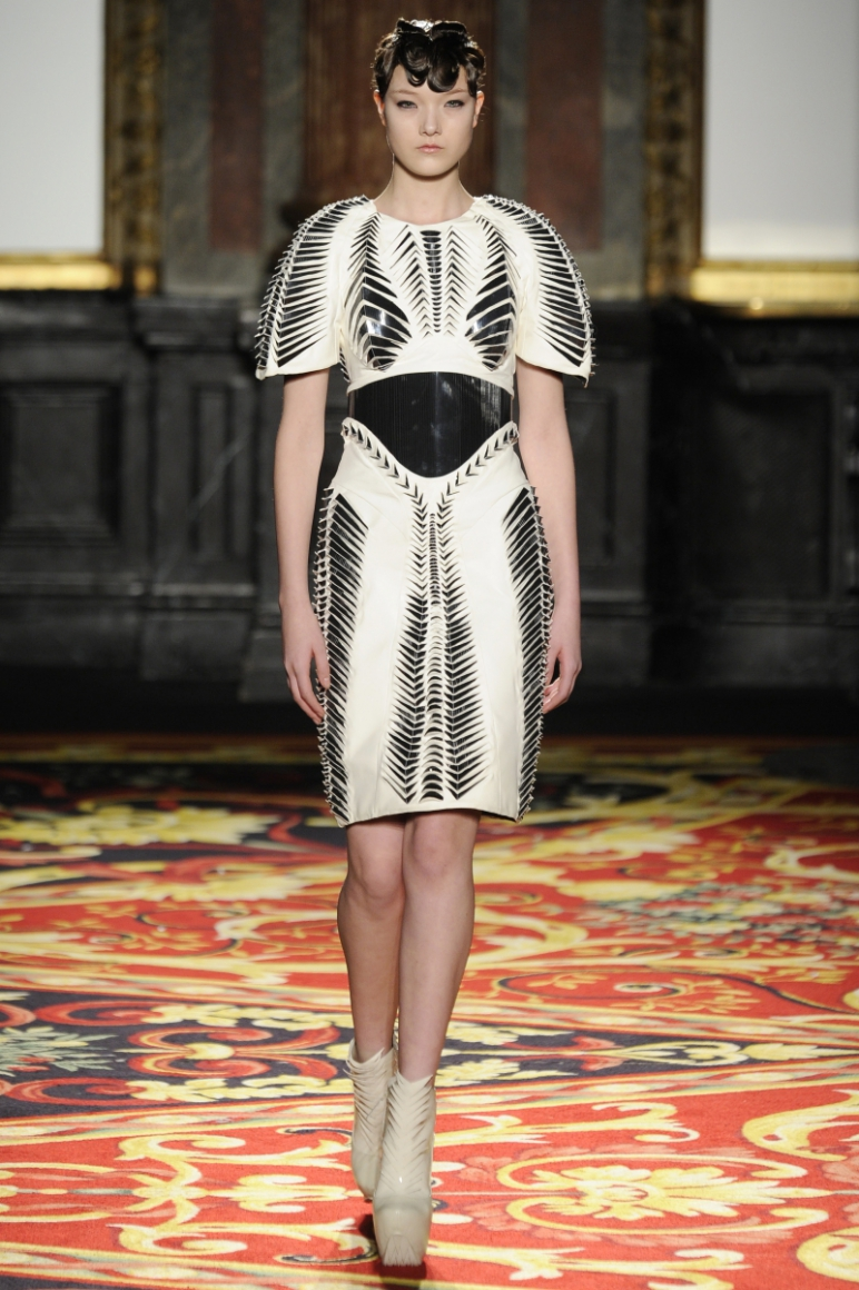 Iris Van Herpen Couture весна-лето 2013 #4
