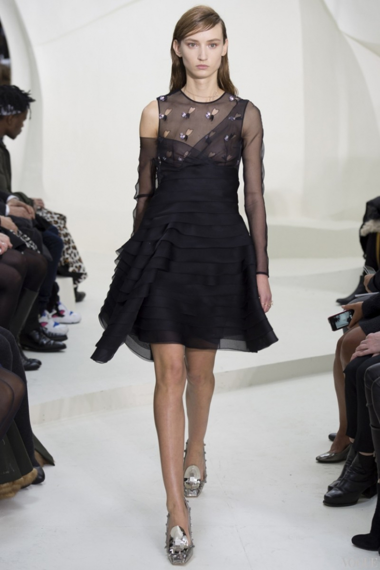 Christian Dior Couture весна-лето 2014 #37