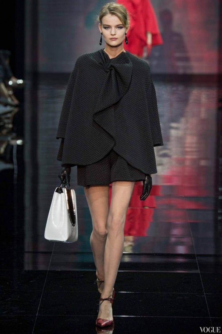 Armani Priv? Couture осень-зима 2014/2015 #66