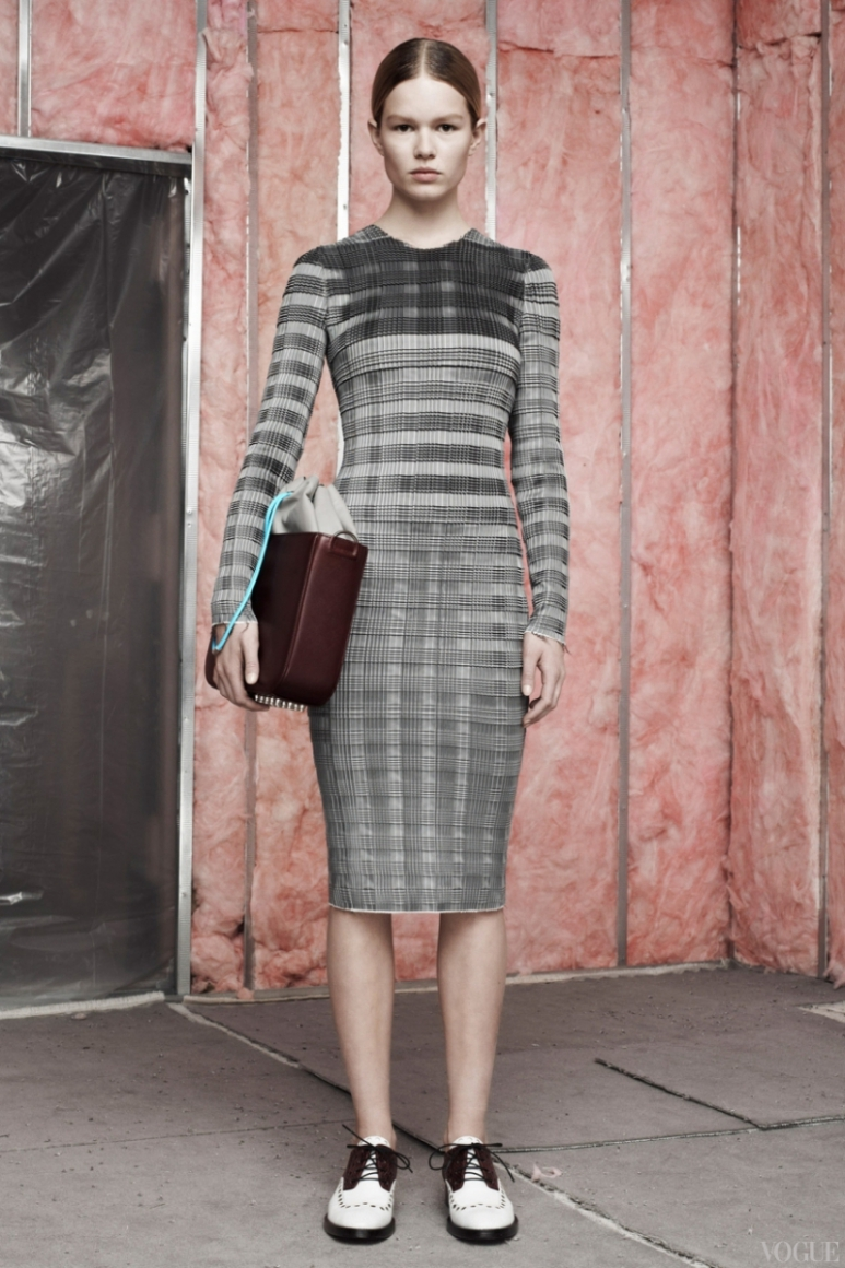 Alexander Wang Couture весна-лето 2013 #11