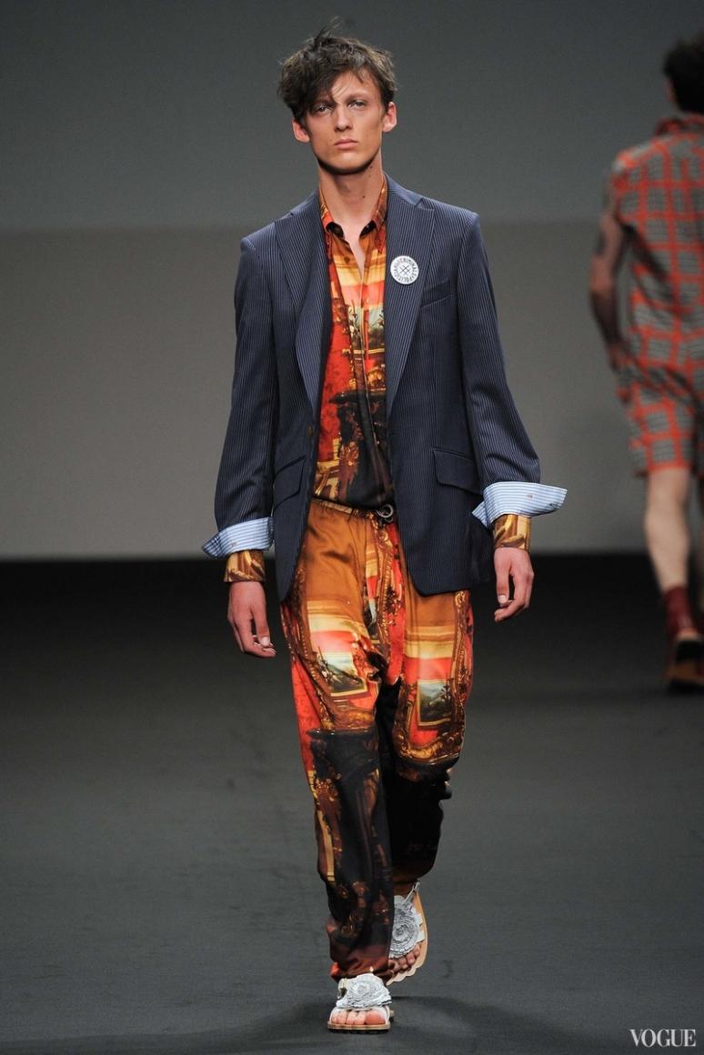 Vivienne Westwood Menswear весна-лето 2016 #27