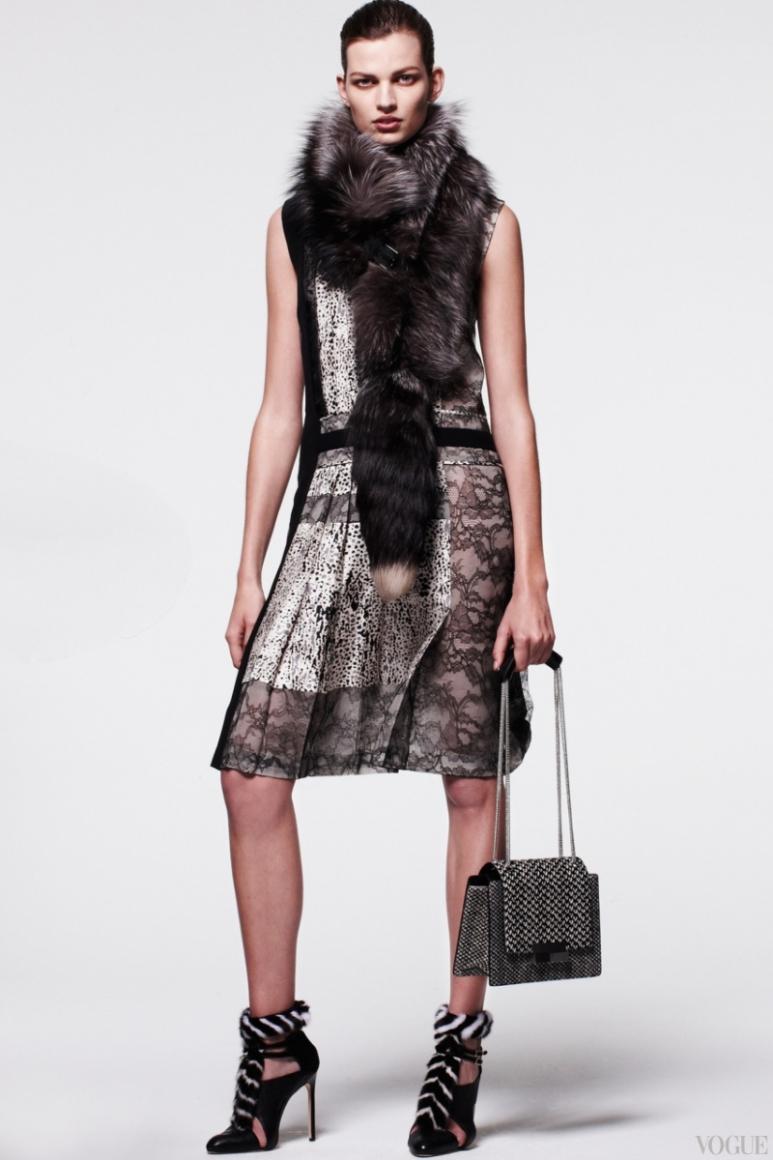 J. Mendel Couture весна-лето 2013 #26