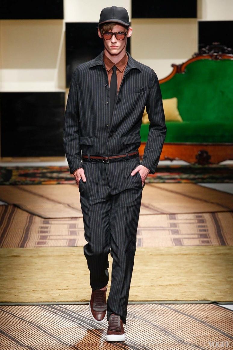 Salvatore Ferragamo Menswear весна-лето 2016 #32
