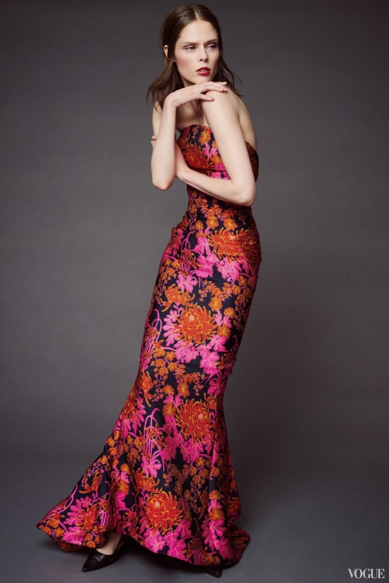 Zac Posen Resort 2016 #3