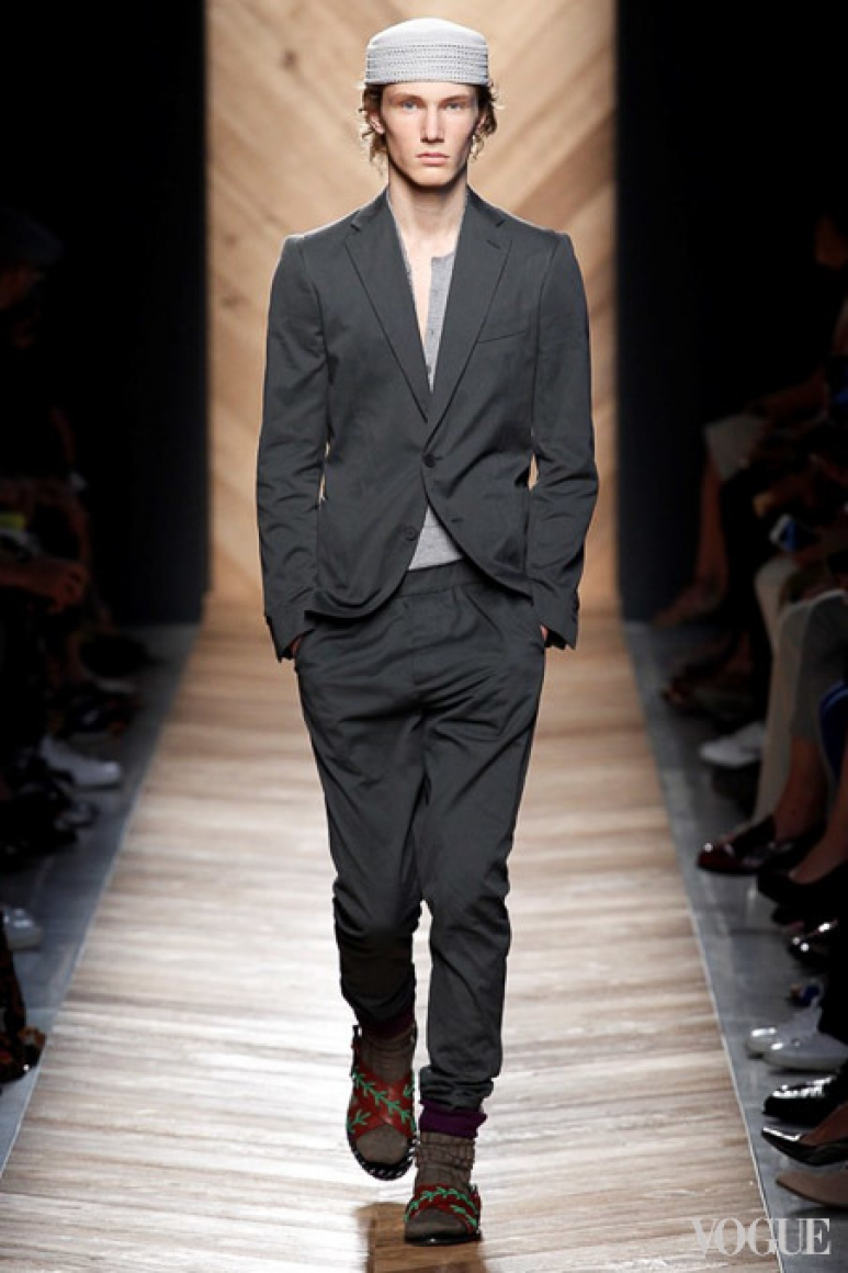 Bottega Veneta Menswear весна-лето 2016 #22