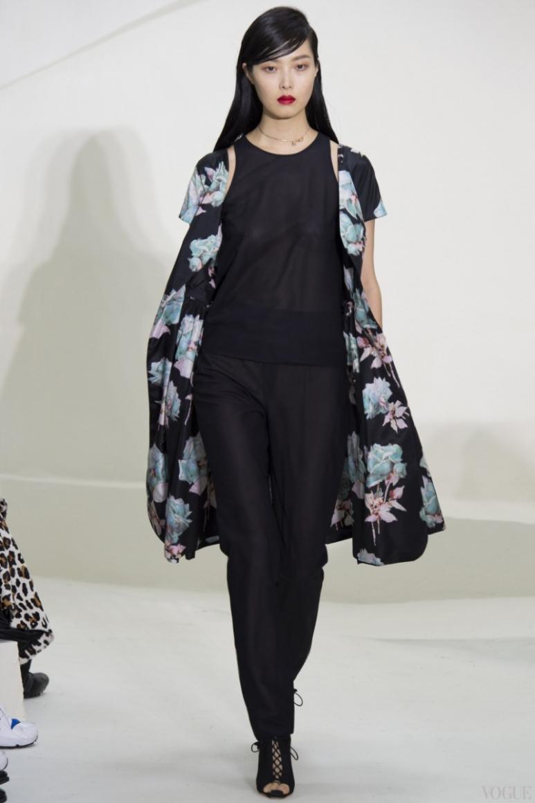 Christian Dior Couture весна-лето 2014 #28