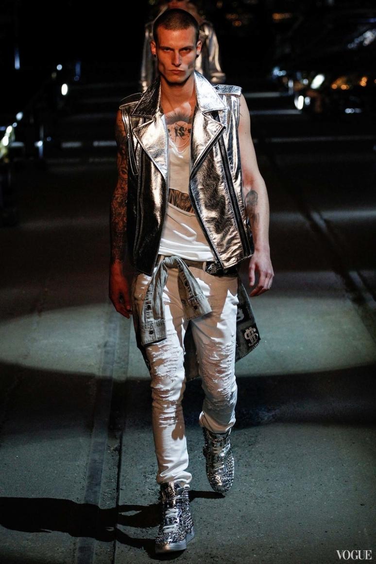 Philipp Plein Menswear весна-лето 2016 #3