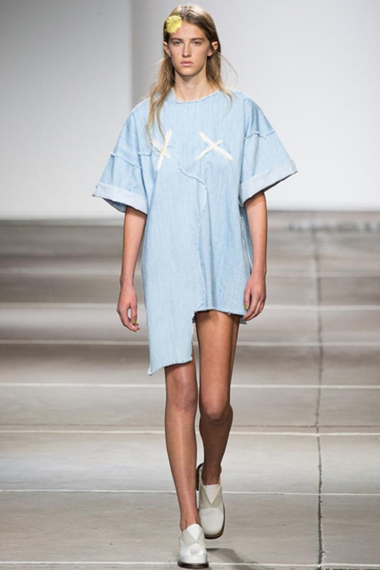 Fashion East весна-лето 2015 #57