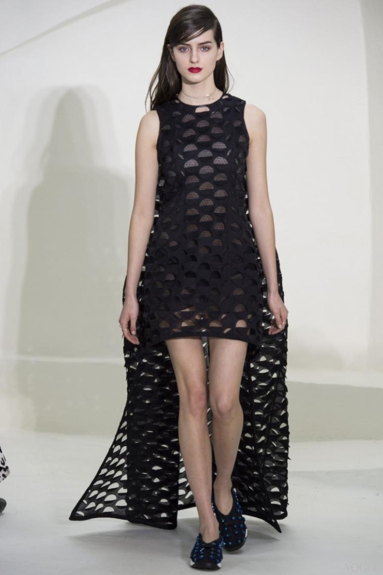 Christian Dior Couture весна-лето 2014 #32