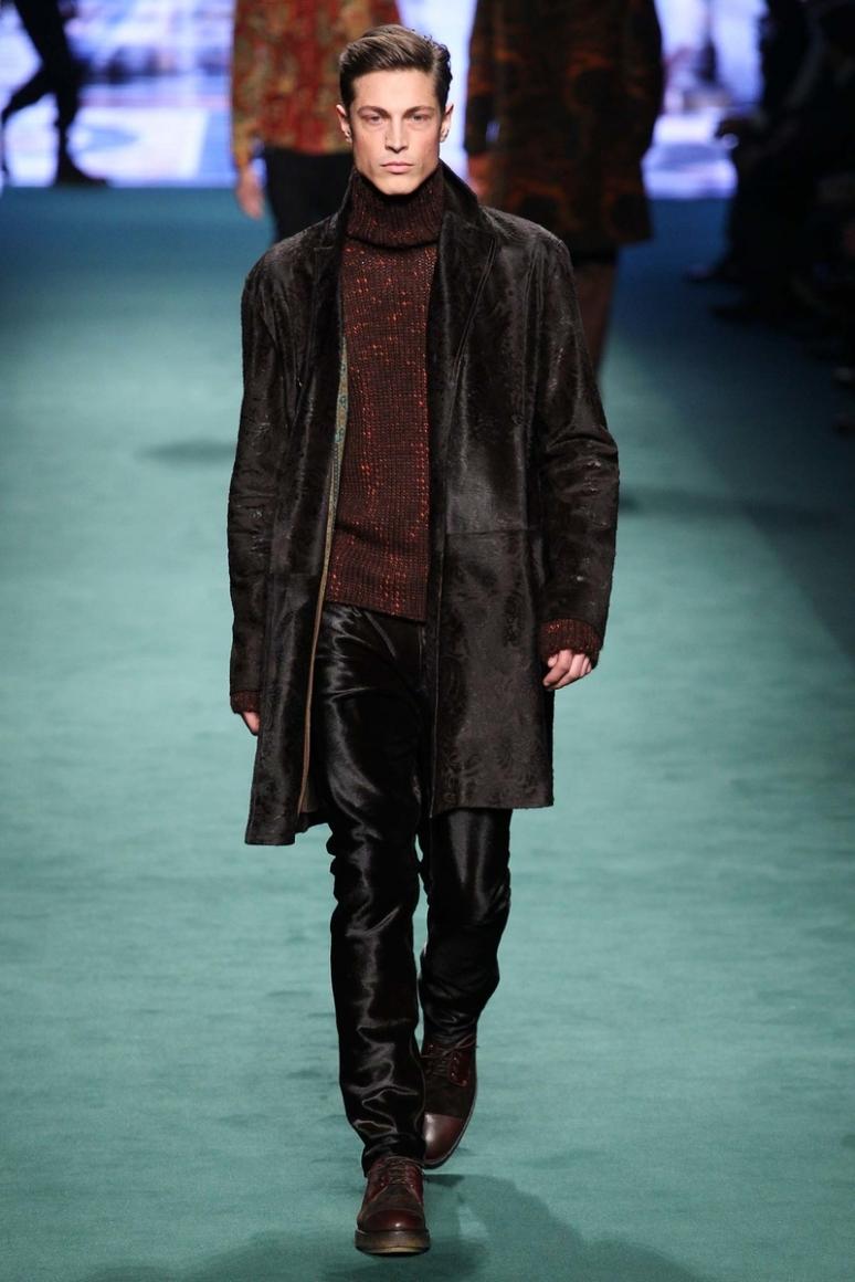 Etro Menswear осень-зима 2015/2016 #45