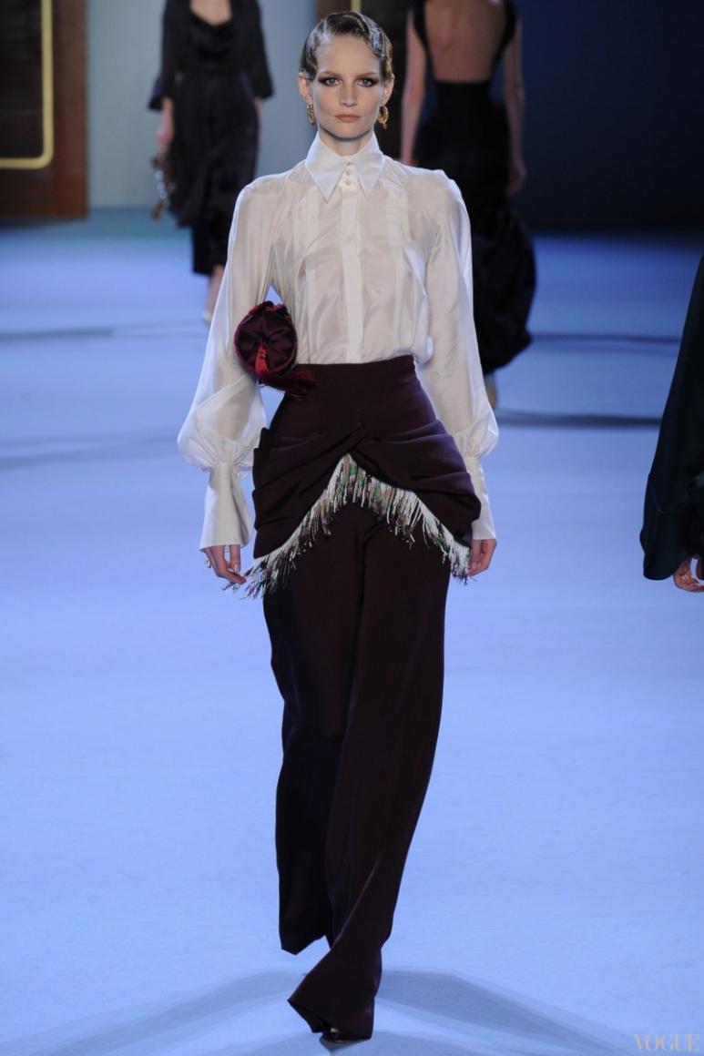 Ulyana Sergeenko Couture весна-лето 2014 #26