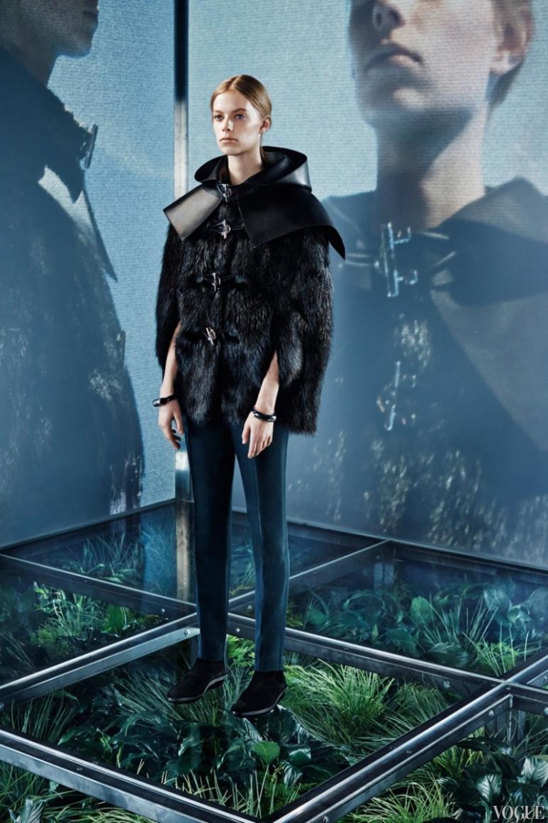 Balenciaga Couture весна-лето 2013 #8