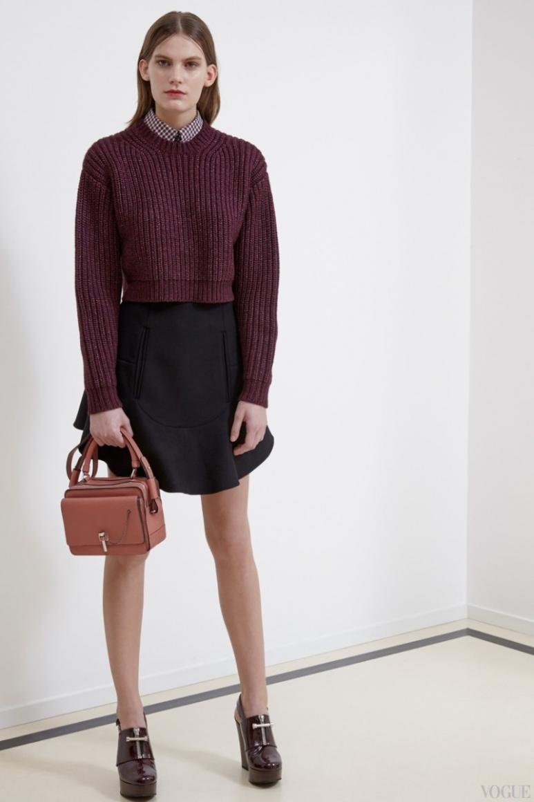 Carven Couture весна-лето 2013 #11