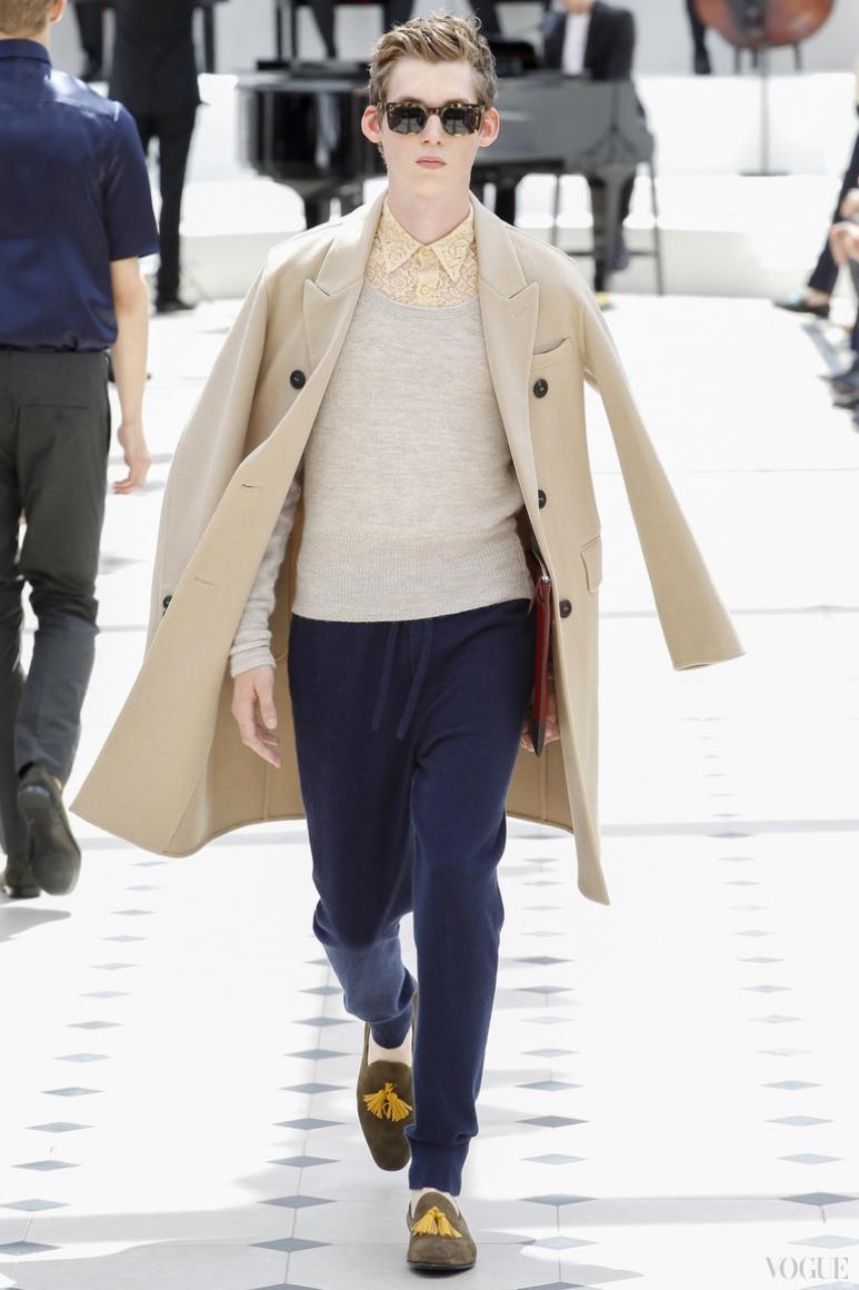 Burberry Prorsum Menswear весна-лето 2016 #36
