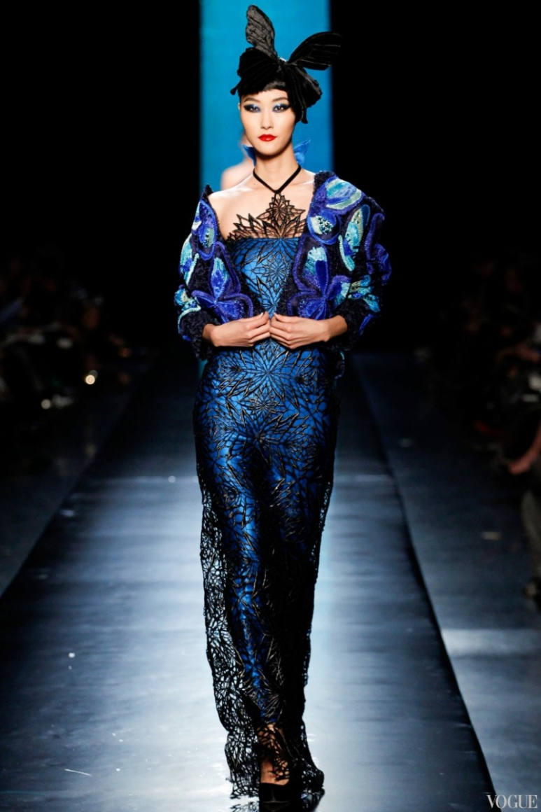 Jean Paul Gaultier Couture весна-лето 2014 #15