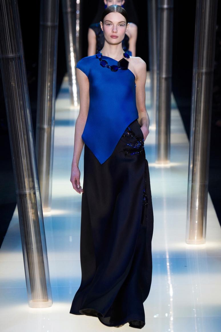 Armani Priv? Couture весна-лето 2015 #9