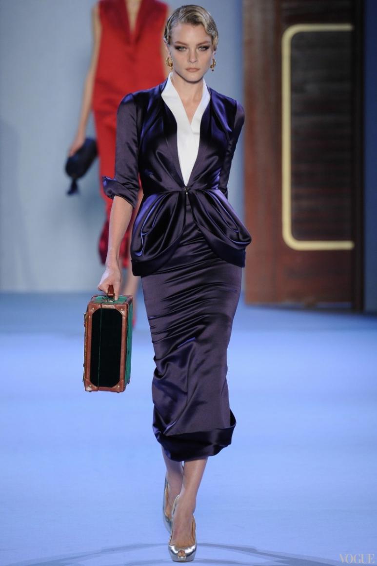 Ulyana Sergeenko Couture весна-лето 2014 #46