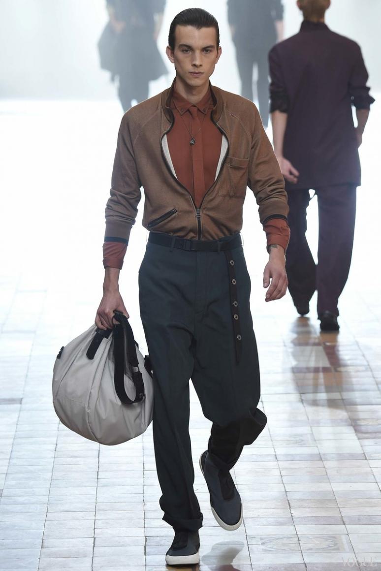 Lanvin Menswear весна-лето 2016 #10