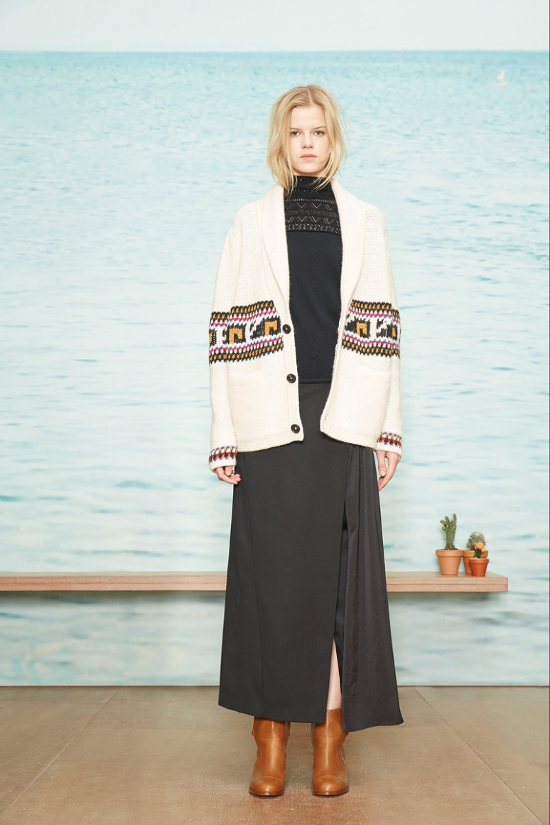 Band Of Outsiders Pre-Fall 2015 #1
