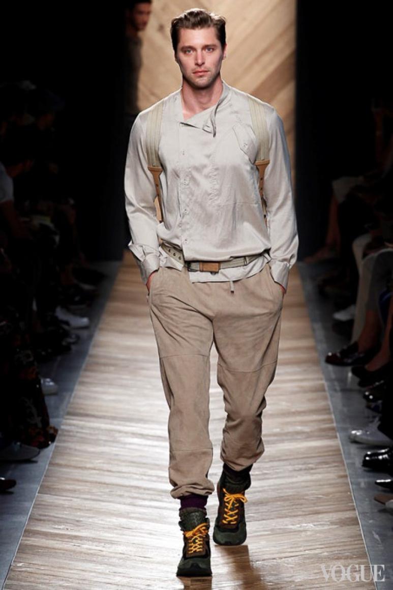 Bottega Veneta Menswear весна-лето 2016 #12