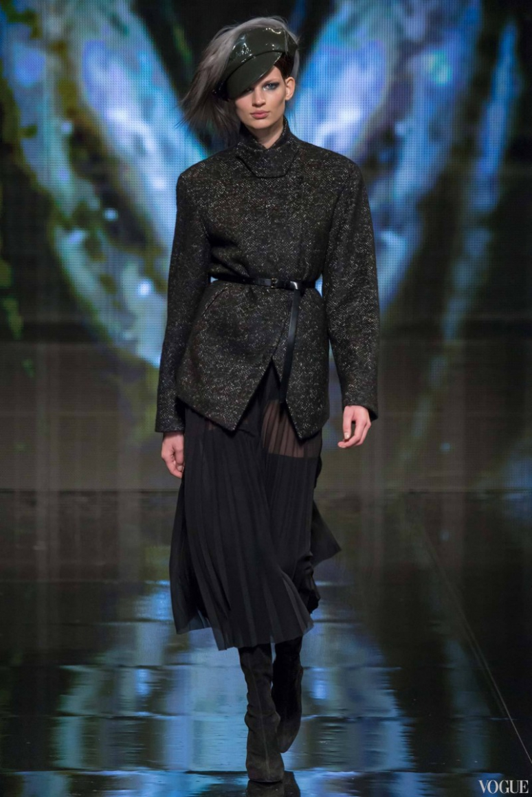 Donna Karan осень-зима 2014/2015 #22