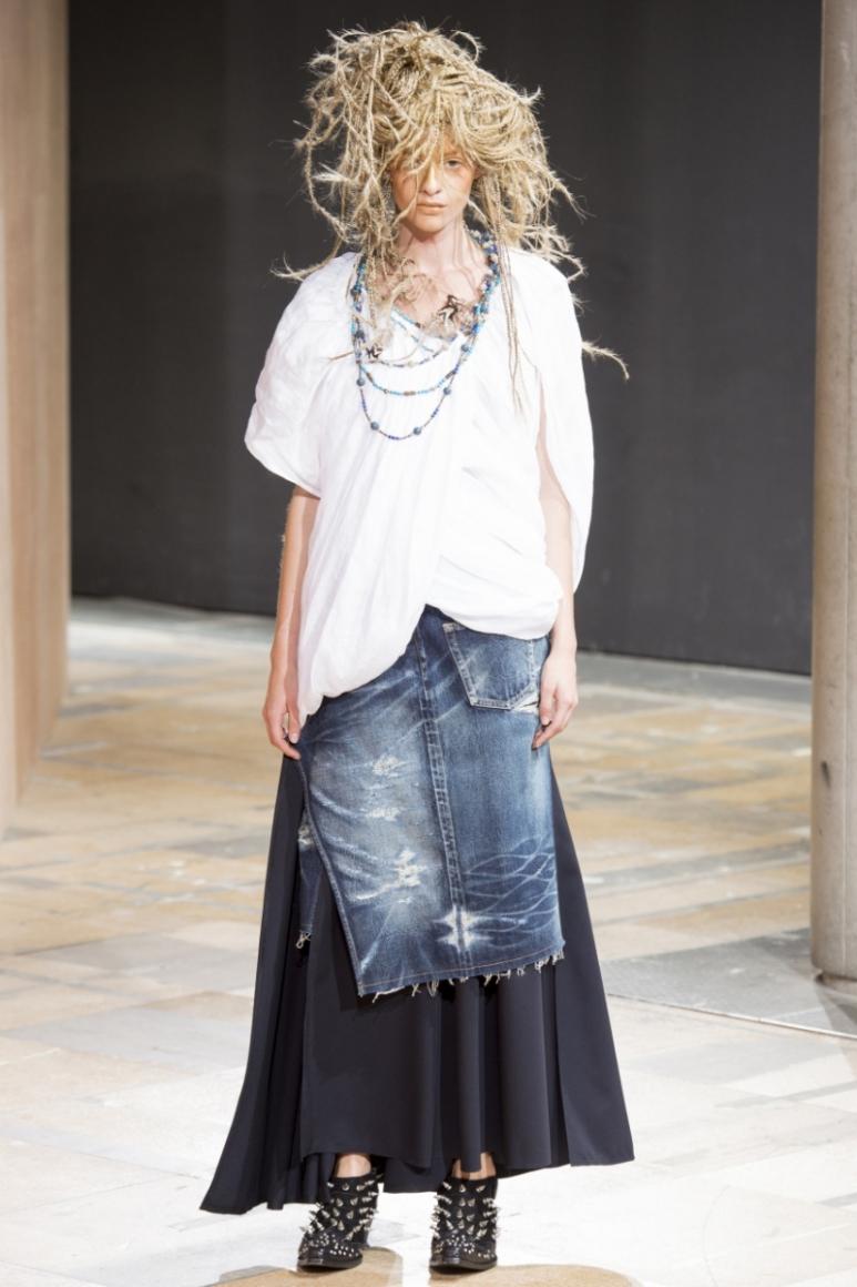 Junya Watanabe весна-лето 2014 #14