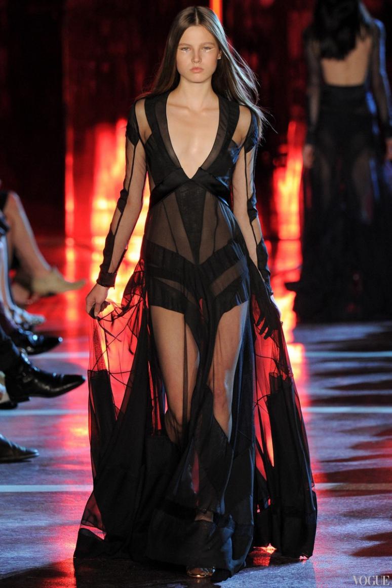 Alexandre Vauthier Couture осень-зима 2014/2015 #7
