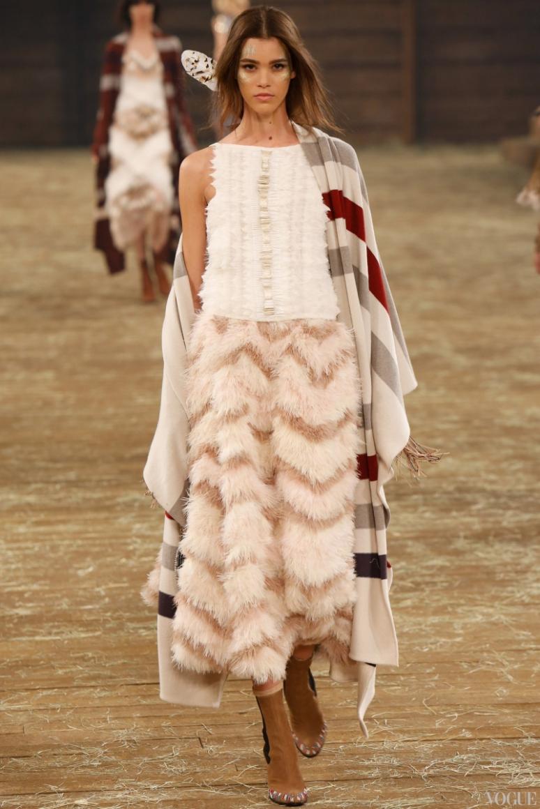 Chanel Couture весна-лето 2013 #10