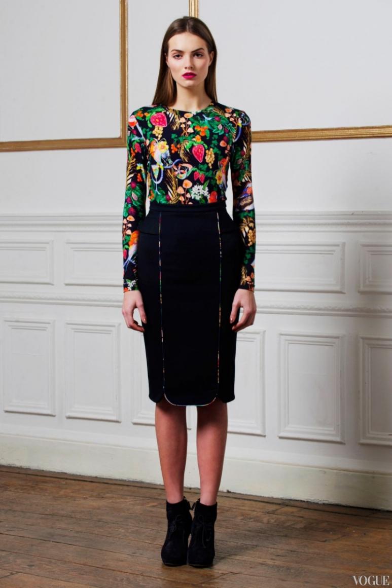 Matthew Williamson Couture весна-лето 2013 #16