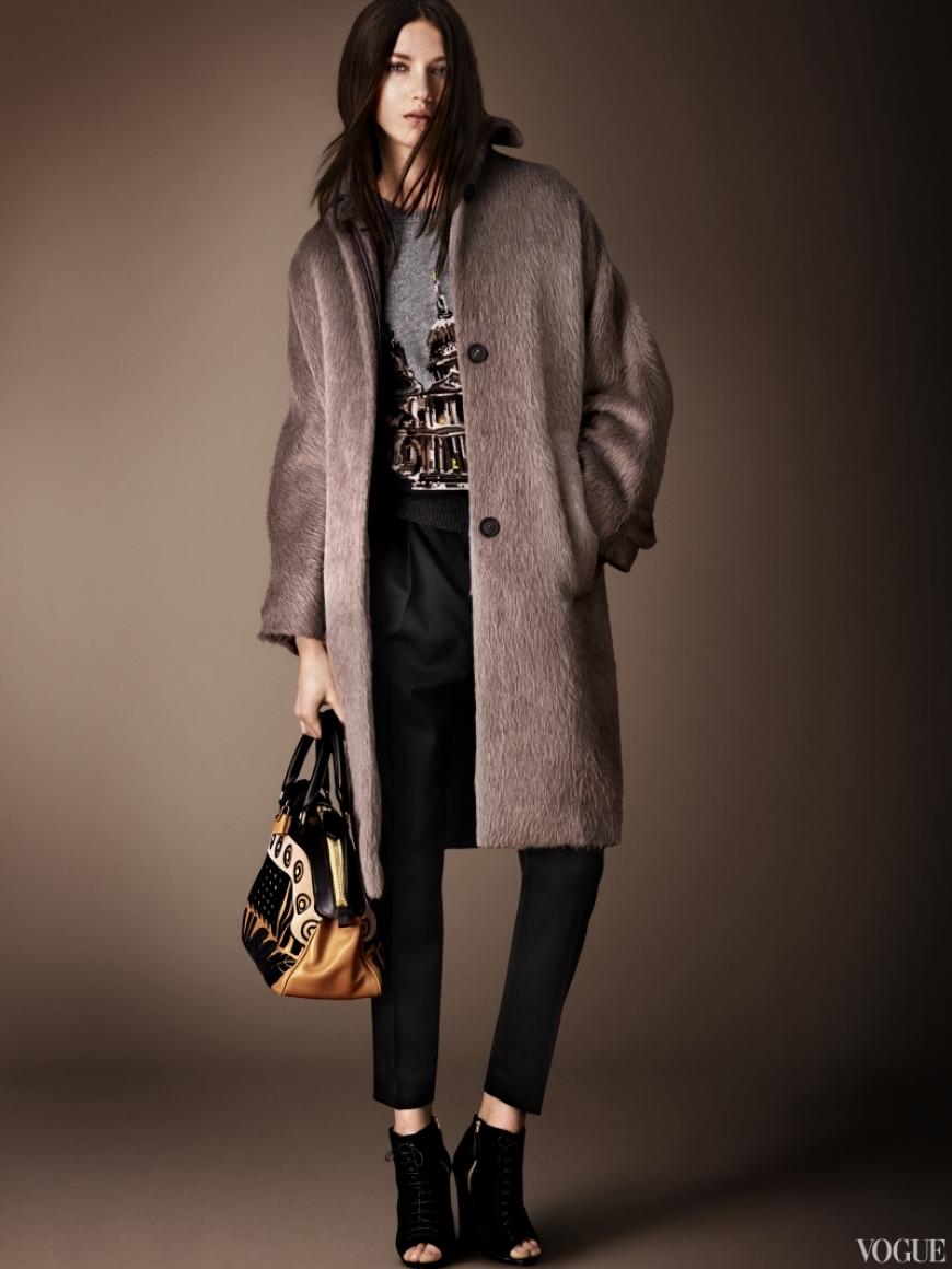 Burberry Prorsum Couture весна-лето 2013 #13