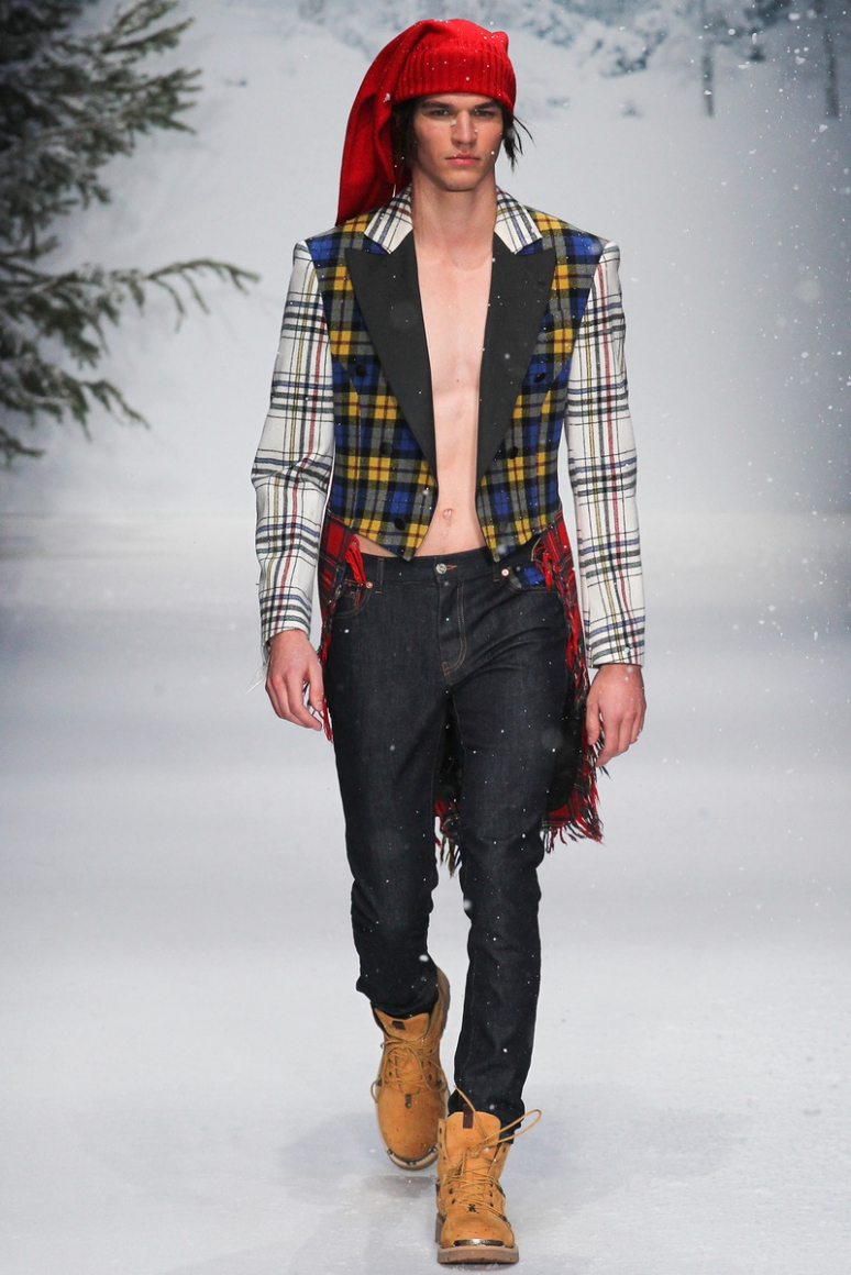 Moschino Menswear осень-зима 2015/2016 #13