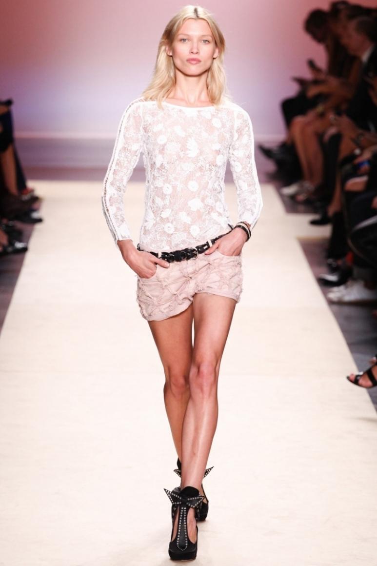 Isabel Marant весна-лето 2014 #39