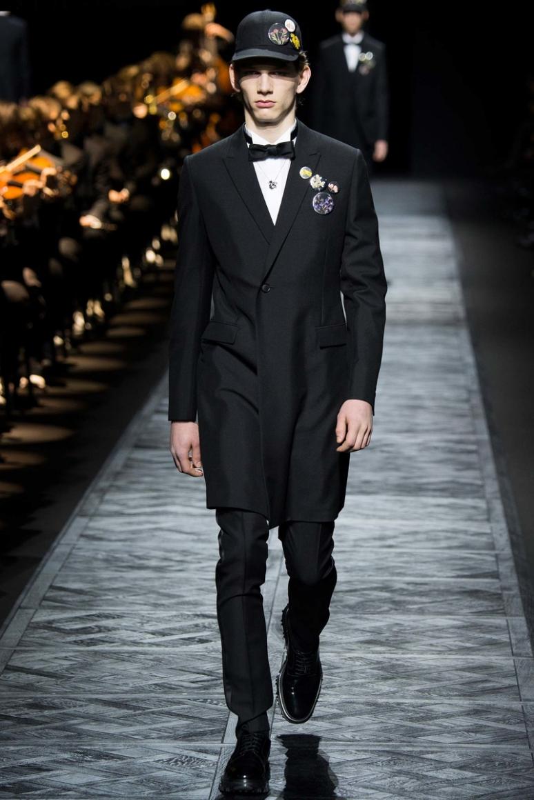 Dior Homme Menswear осень-зима 2015/2016 #44