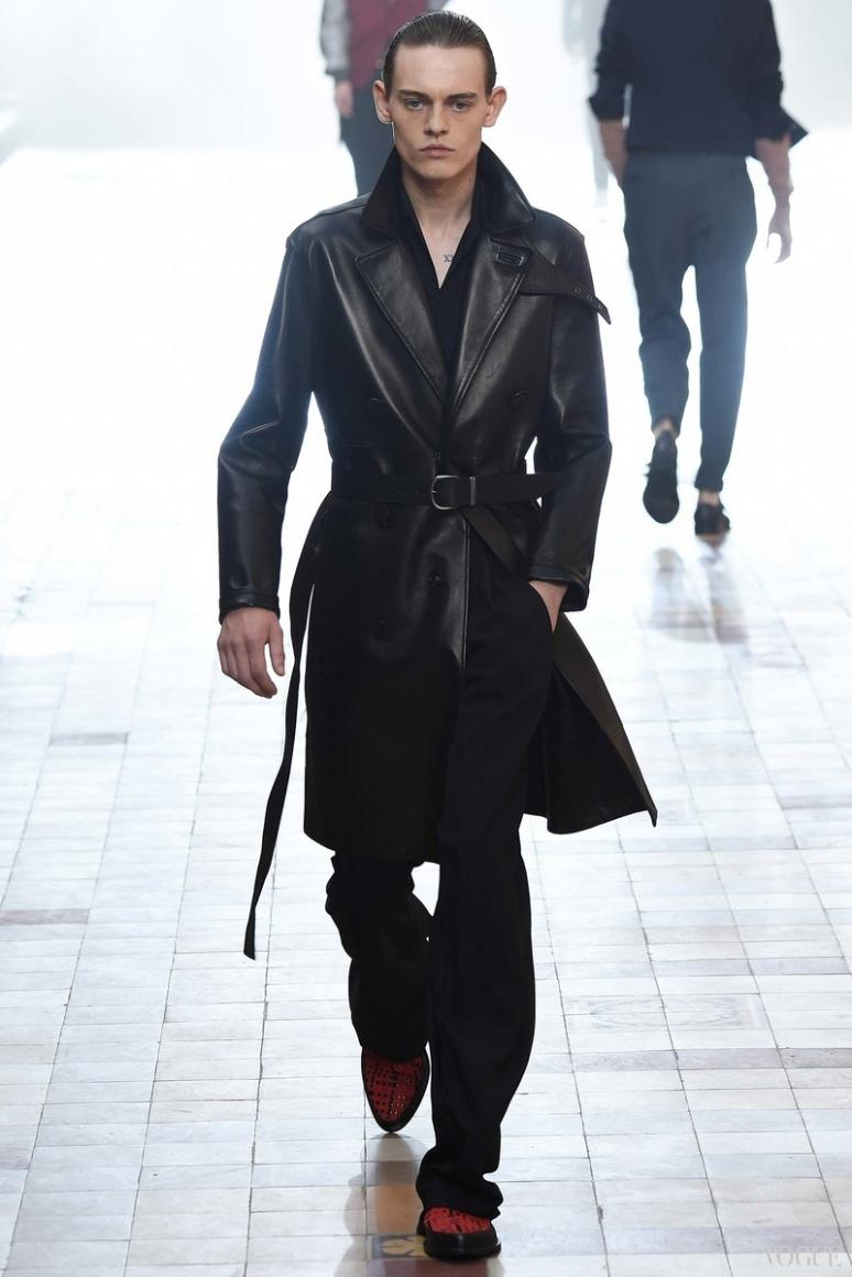 Lanvin Menswear весна-лето 2016 #33