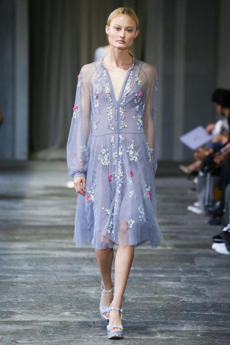 Luisa Beccaria весна-лето 2015 #33