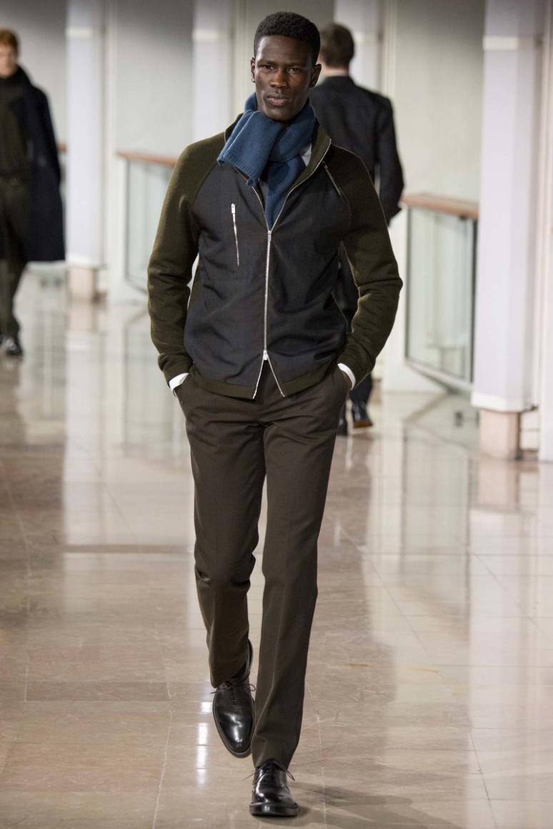Hermes Menswear осень-зима 2015/2016 #32