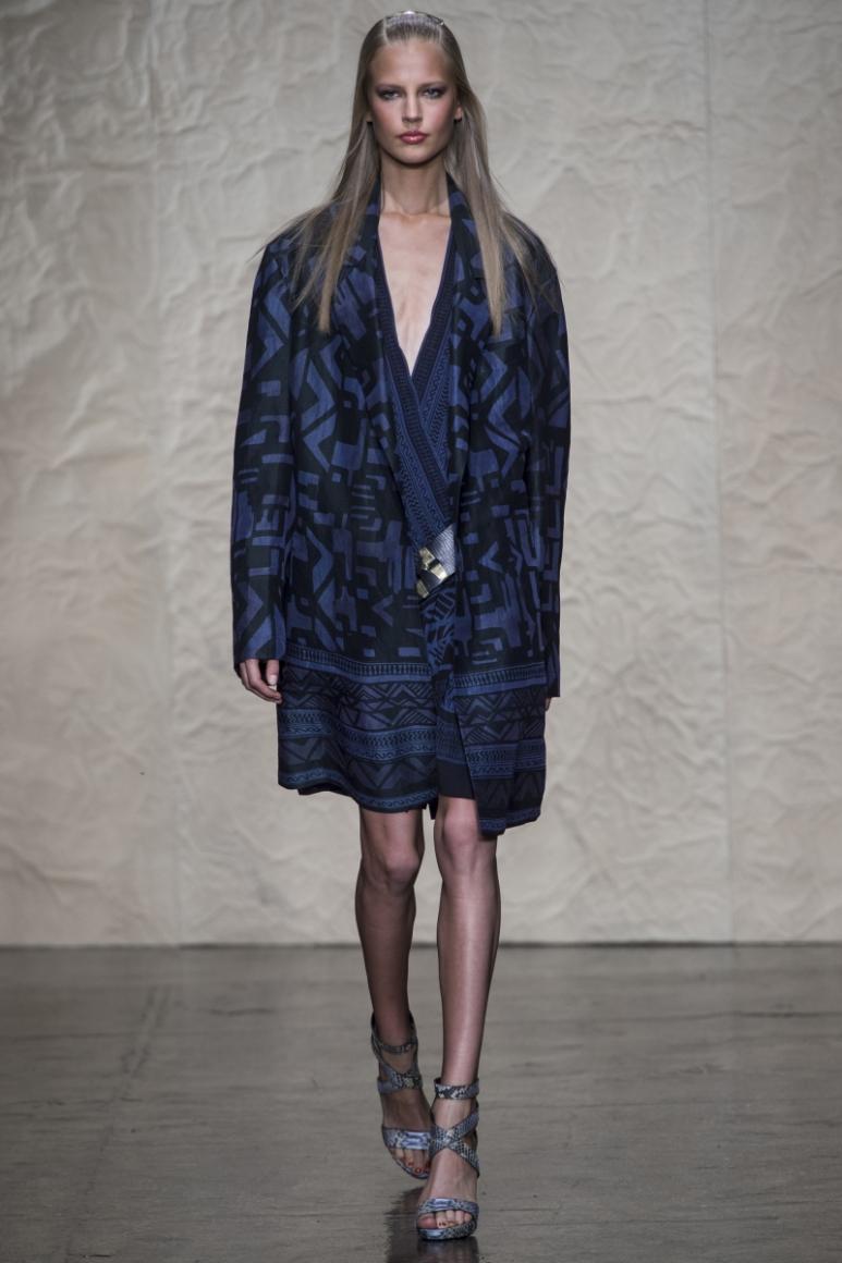 Donna Karan весна-лето 2014 #36